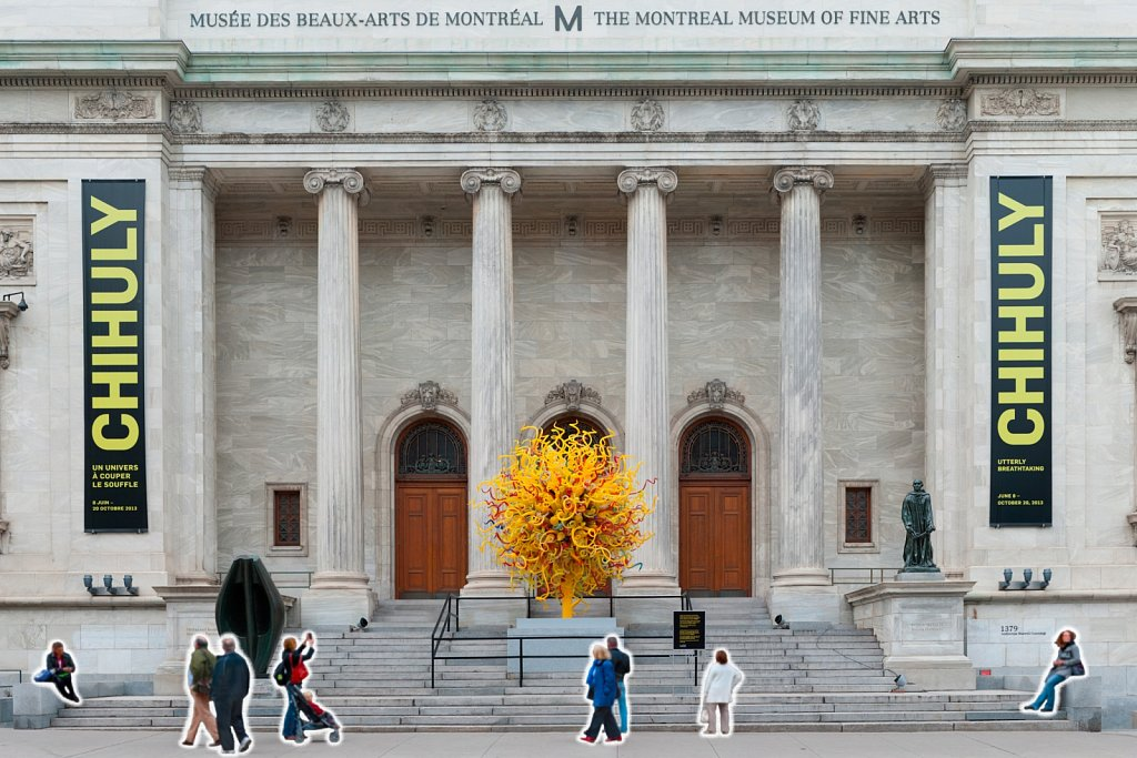 The Montreal Museum of Fine Arts - 2013